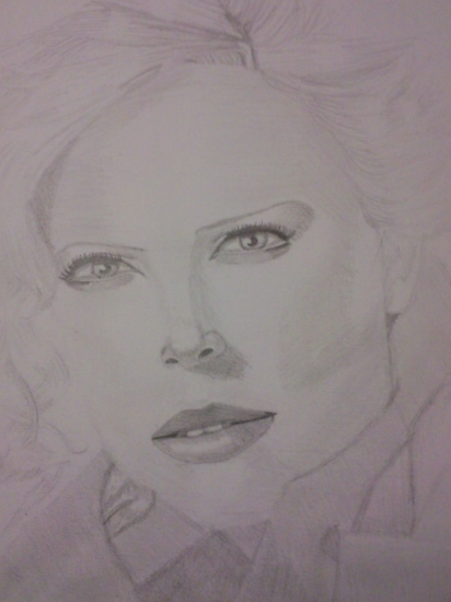 Charlize Theron by esther.m